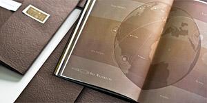 The Conqueror Brochure