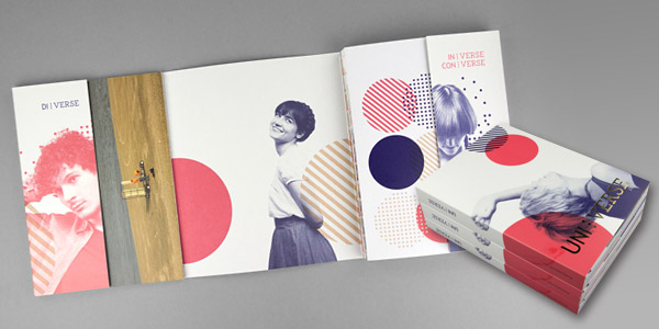 The 174 coolest brochure designs for creative inspiration for Brochure design layout ideas