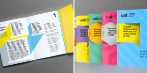 university of the arts london - Booklet Design Ideas