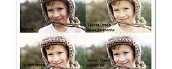 Velvet Cream PS Action
