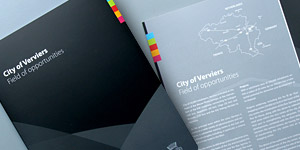 Ville de Verviers (City of Verviers) Brochure