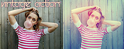 Vintage Action 9