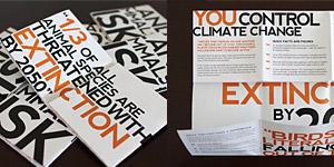 WWF Climate Change Publication Brochure