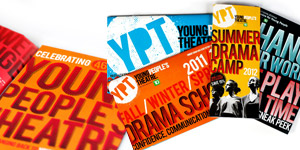 Young People's Theatre 2012 Season Brochure