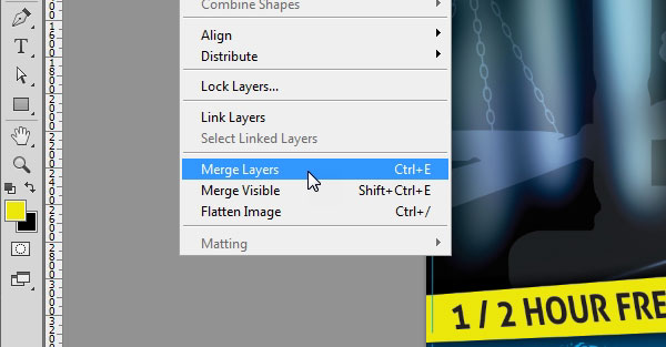 Creating Mockup-Ready Images from a Photoshop Template - Step 2