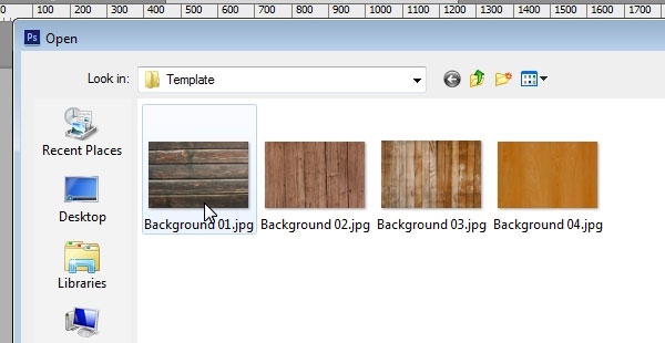 Replacing Mockup Backgrounds - Step 2
