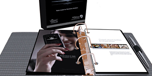 ADAC Marketing Notepad