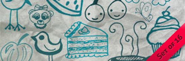 Handmade Doodles 2