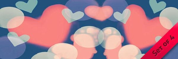 Hearts N Bokeh