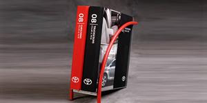 Toyota Color & Trim/Binder & Caddy