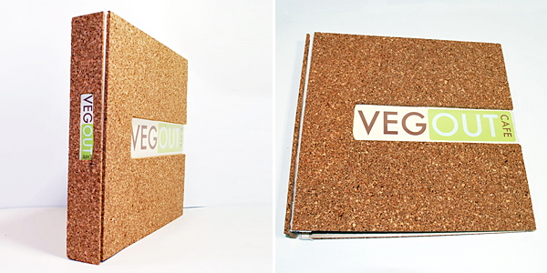Veg Out Branding