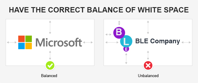 Balance White Space
