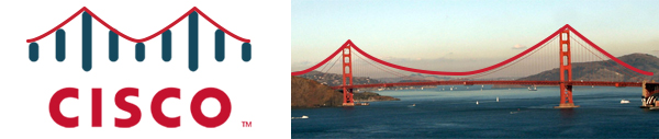 Cisco Golden Gate Bridge Comparison