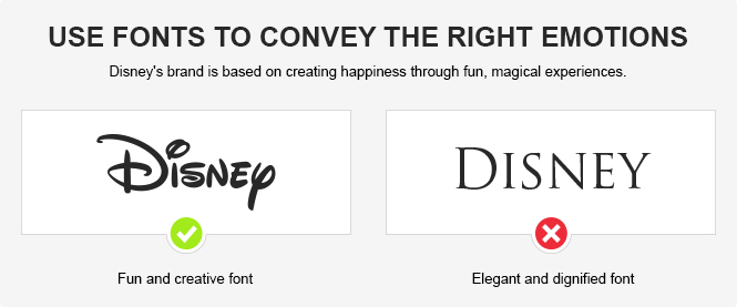 Use Fonts to Convey Emotions