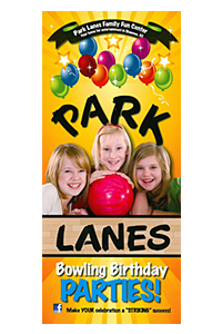 Park Lanes Bowling Birthday Parties