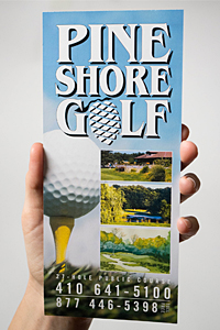 Pine Shores Golf