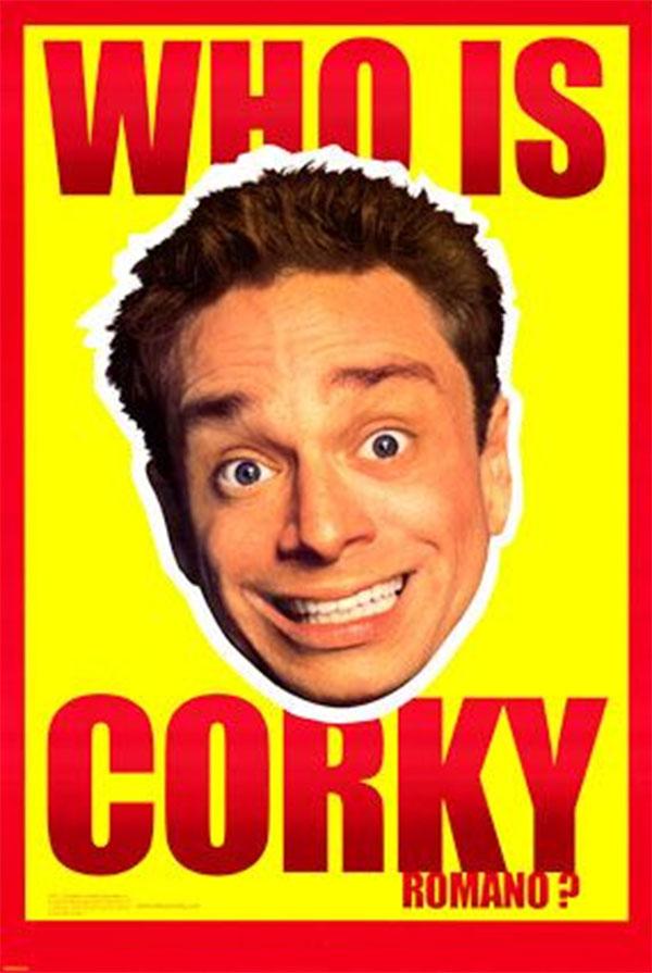 Corky Romano Poster