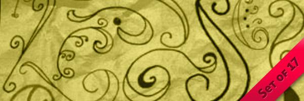 Swirly Scribbles