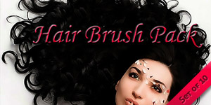 Hair Brushes (Free)