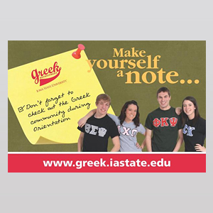 Iowa State Greek Community
