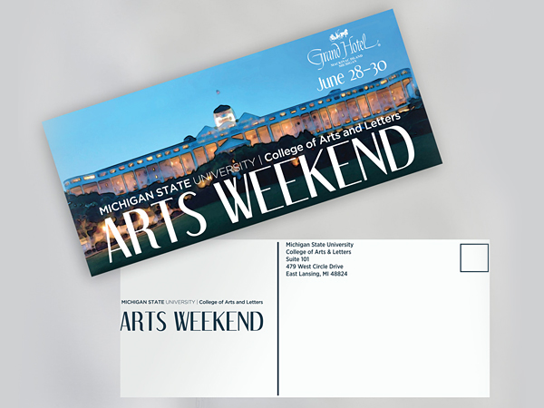 MSU Arts Weekend
