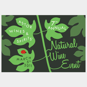 Natural Wine Event