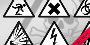 Pictogram Warnings