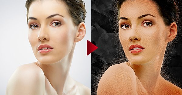 How to Turn a Photo Into a Painting - Photoshop Effect Tutorial