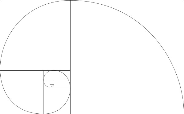 Example of Golden Spiral