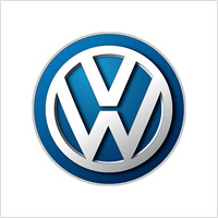 Volkswagen Logo with Similar Letters