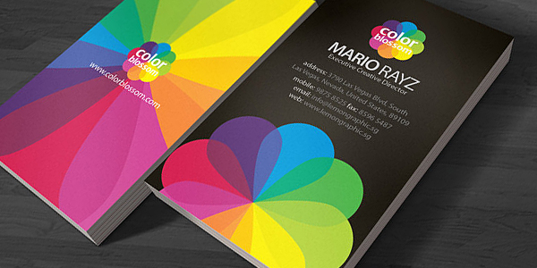 Business card design tips top ideas for designers in 2018 cmyk printing reheart Images