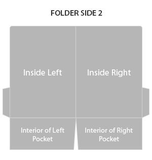 Presentation folder side 2