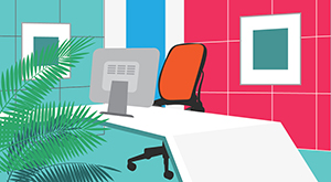 Design Comfortable Office