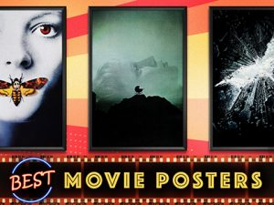 24 Coolest Famous Movie Posters of All Time