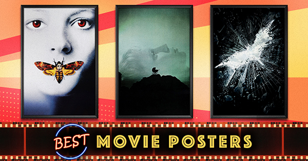 24 alltime best movie posters with great designs