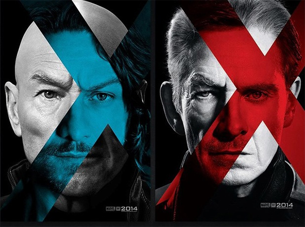 X-Men Days Of Future Past Poster