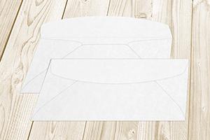 #10 Digitally Printed Business Envelope