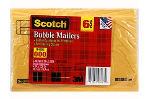 Scotch Bubble Paper Mailer