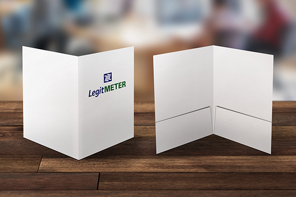 Fast Pocket Folders Printing