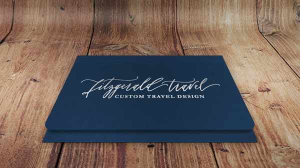 Wallet Document Holder for Fitzgerald Travel