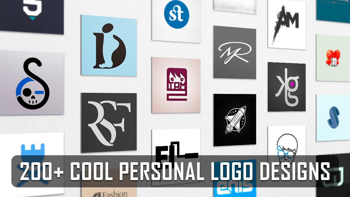 Personal Logo Design Inspiration