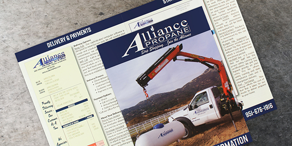 Product & Services Brochure Design