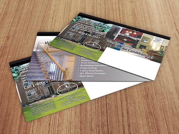 Real Estate Postcard Design - Baezley