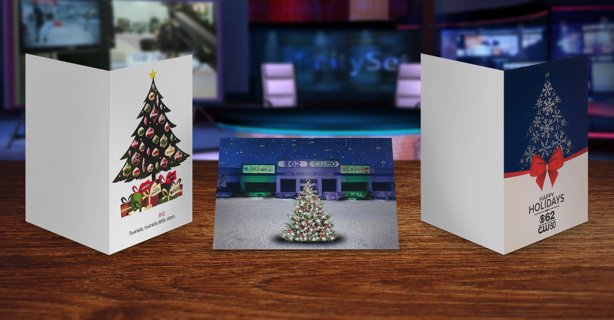 Custom Greeting Card Printing