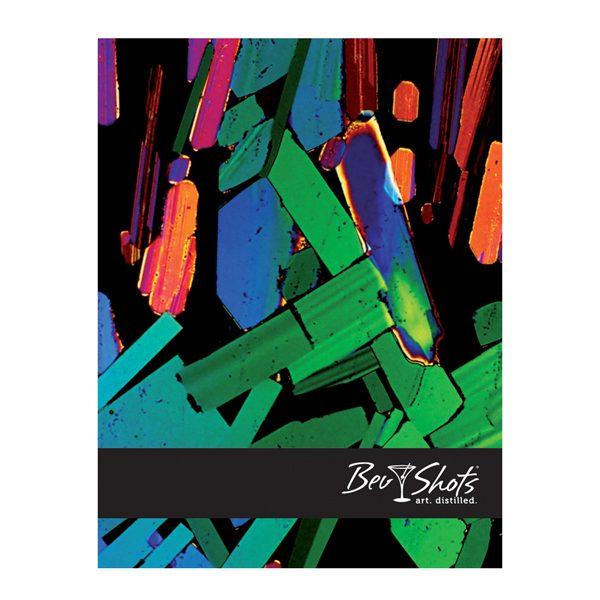 BevShots Art Presentation Folder (Front View)