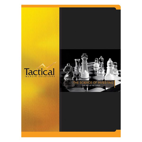 Tactical Wealth Solutions Presentation Folder (Front View)