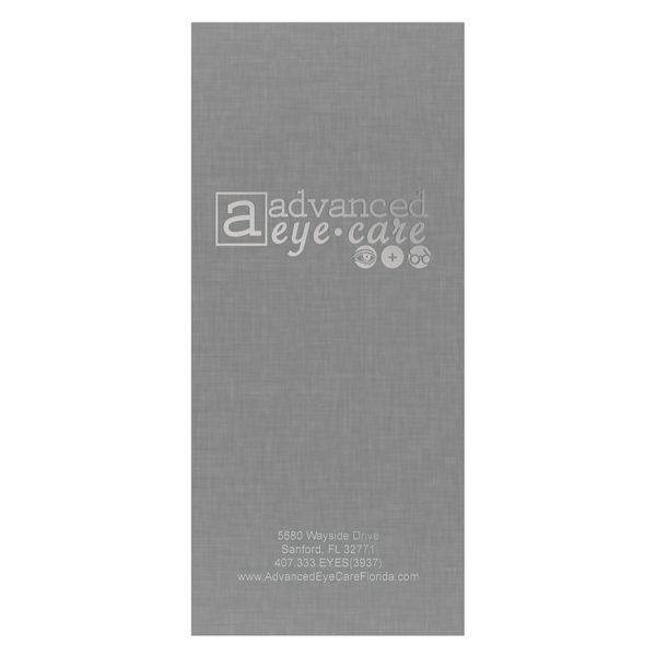 Advanced Eyecare Brochure Presentation Folder (Front View)