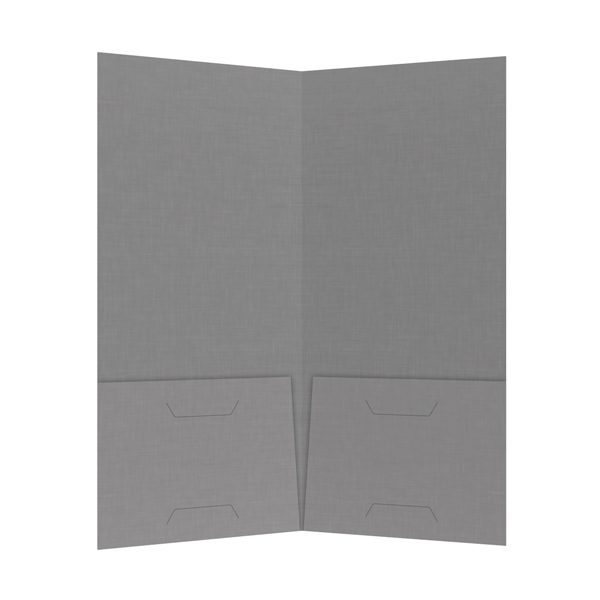 Advanced Eyecare 6x9 Two Pocket Folder (Inside View)