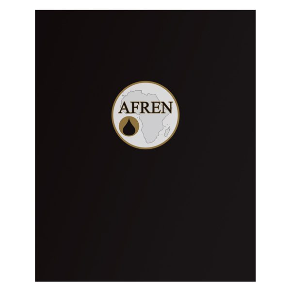 Afren East African Exploration Pocket Folder (Front View)