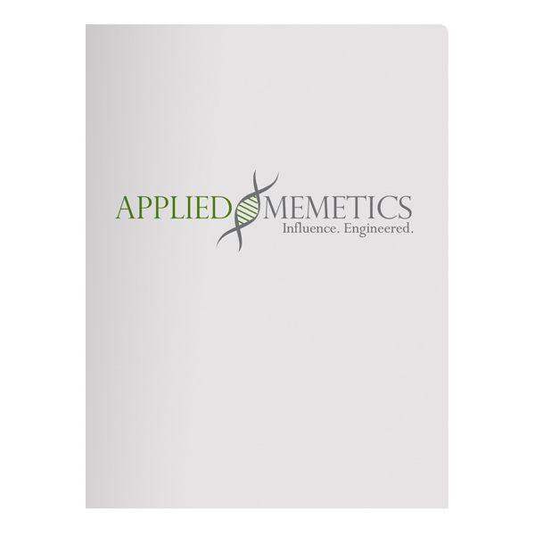 Applied Memetics Presentation Folder (Front View)